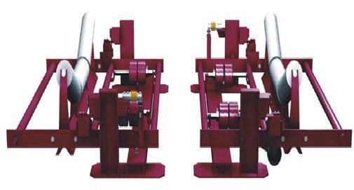 Весы конвейерные электротензорезисторные