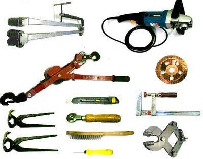Cтыковка и инструменты для стыковки